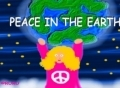 Peace in The Earth