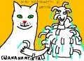 uomo r[u}(b)inetto e gattità