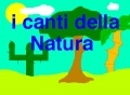 i canti della Natura